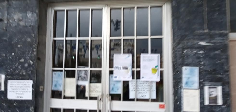 EPAnEK and Dissemination A3 posters, Rethymno Municipality