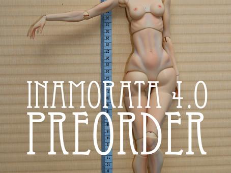 Inamorata 4.0 preorder updates