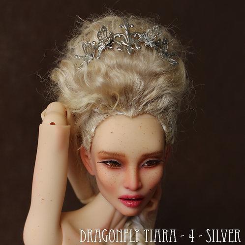 Titania Jewellery Collection - 4 Dragonfly Tiara