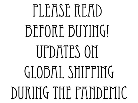 INTERNATIONAL SHIPPING DURING THE PANDEMIC