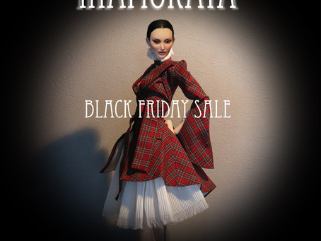 INAMORATA BLACK FRIDAY SALE!