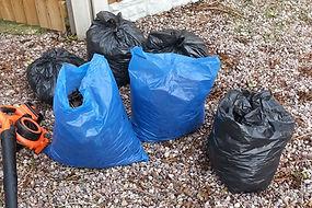 rubbish chester garden