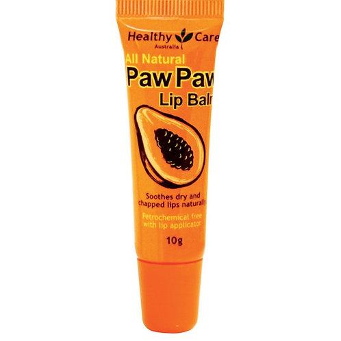 Healthy Care Paw Paw Lip Balm 10g
