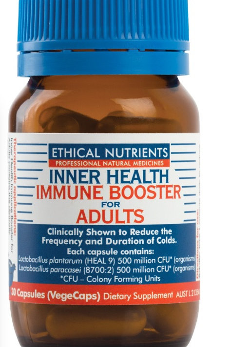 Ethical Nutrients Inner Health Immune Booster