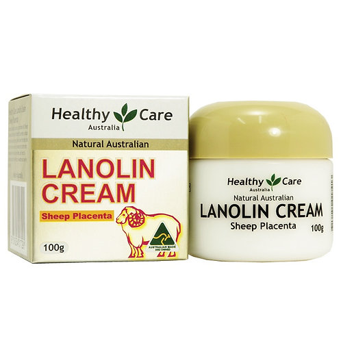 Lanolin with Sheep Placenta 100g