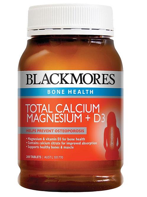 Calcium,D3 & Magnesium