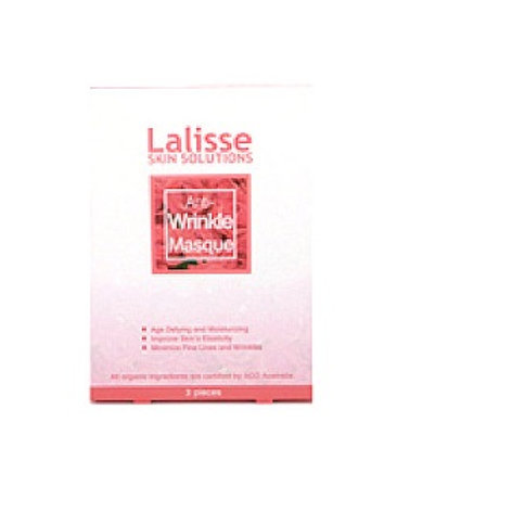 Lalisse Anti-Wrinkle Masque 3pcs