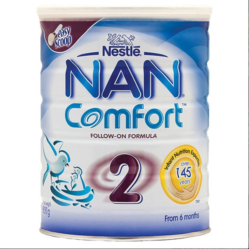 NAN Comfort Formula Step 2 8