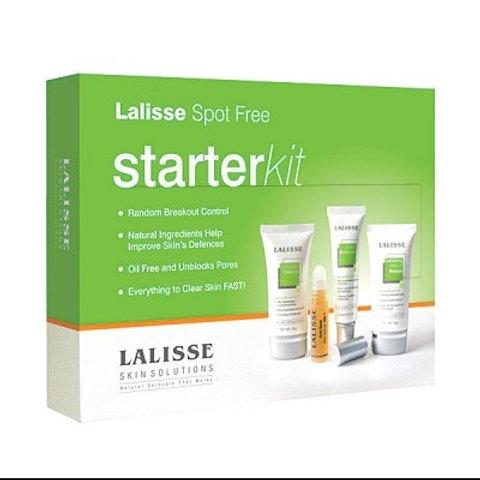 Lalisse Acne Spot Free Starter Kit