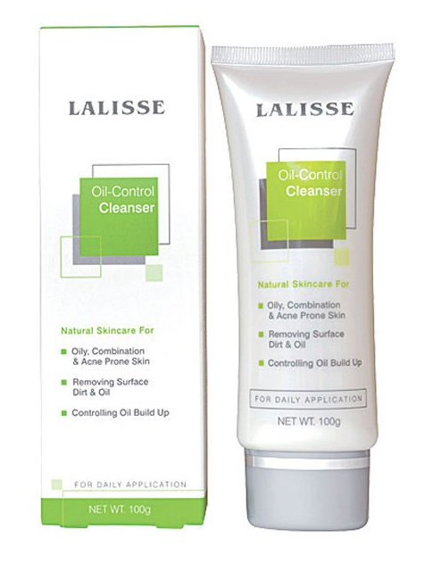 Lalisse Oil-Control Cleanser 100g