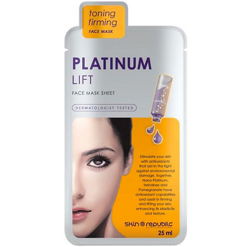 Skin Republic Platinum Lift Face Mask