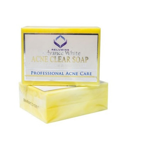 Relumins Advance White Professional Acne Clear Soap with Calamansi & Salicylic A