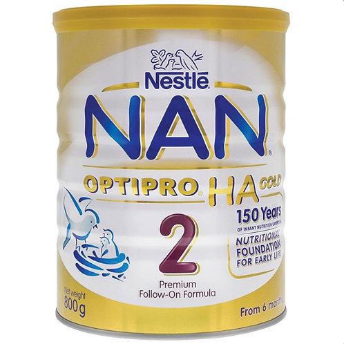 NAN Optipro Formula HA 2 Gold 800g