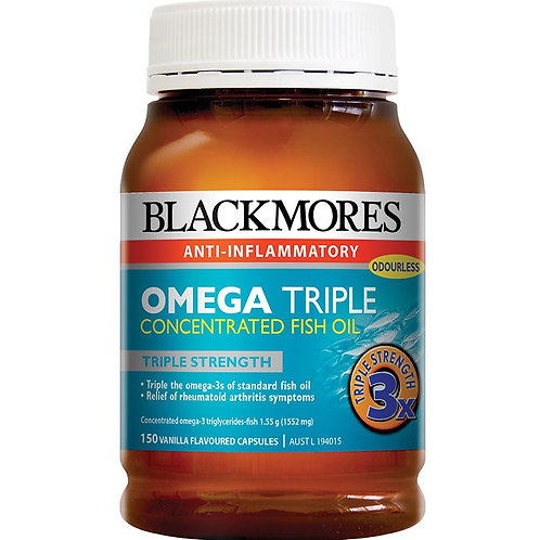 Omega Fish Oil 150 (Dầu Cá)