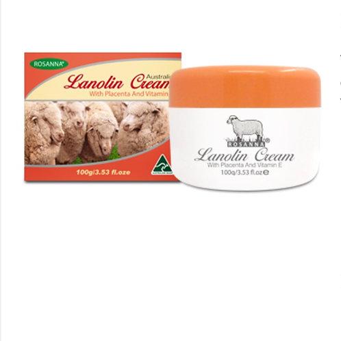 Lanolin Placenta Extract and Vitamin E