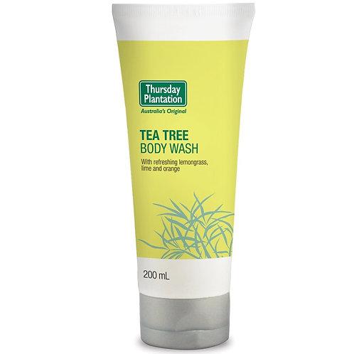 Oranic Tea Tree Body Wash