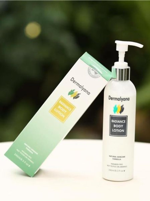 Dermalyana Radiance Body Lotion (distributor)