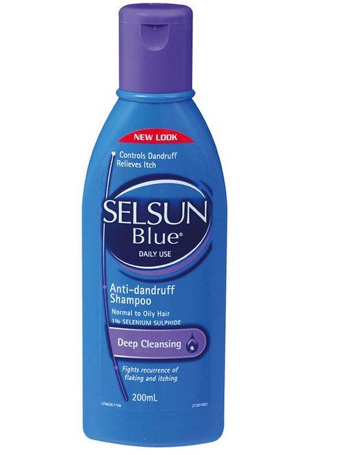 Selsun Blue Deep Cleansing Anti Dandruff Shampoo 2