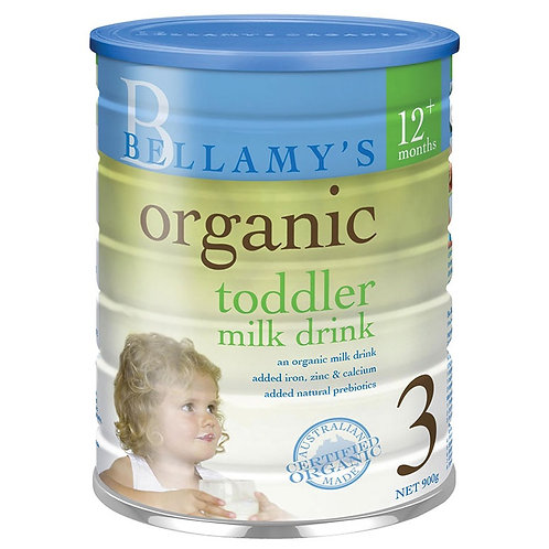 Organic Toddler Drink 900g