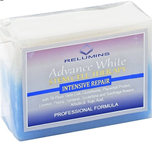 Relumins Advance White Stem Cell Therapy Intensive Repair Soap