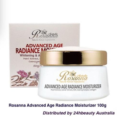 Rosanna Advanced Age Radiance Moisturizer