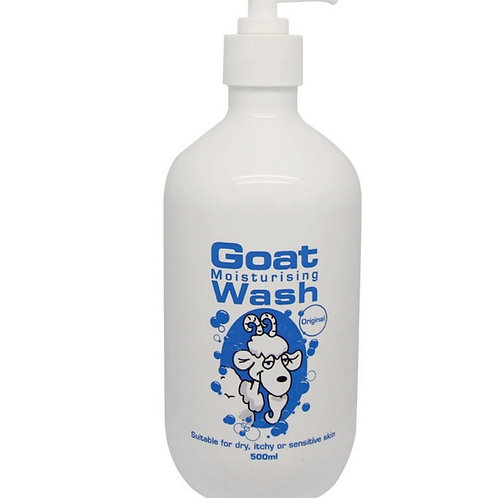Goat Moisturising Body Wash 500ml