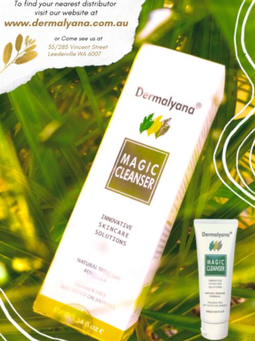Dermalyana Magic Cleanser 100g tube (ED)