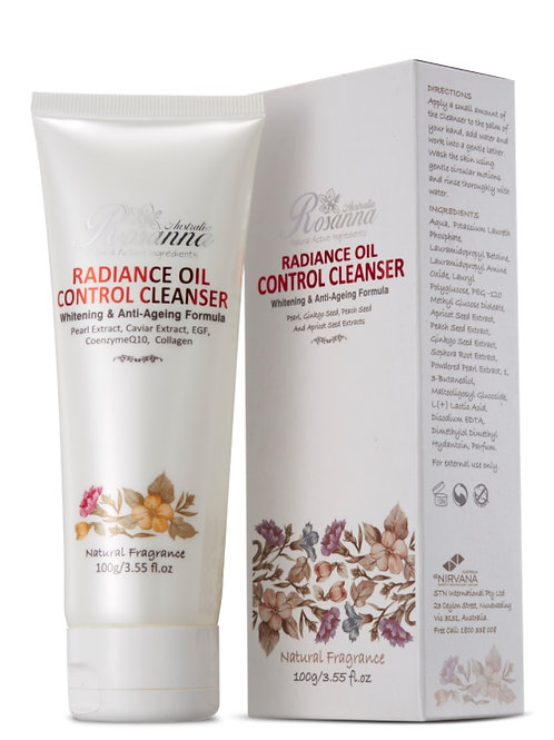 Rosanna Radiance Oil Control Cleanser