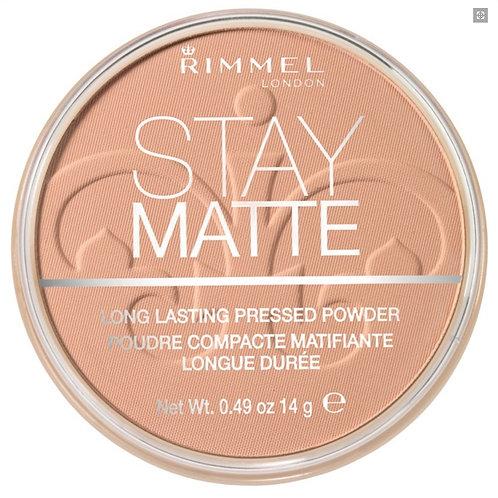 Rimmel Powder Transparent
