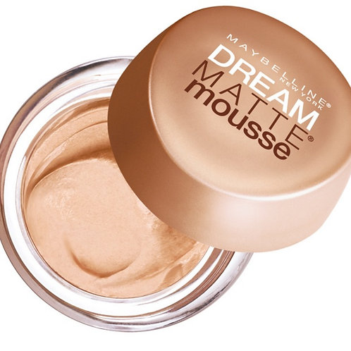 Maybelline Mousse Makeup Pure Beige & ALL TONES