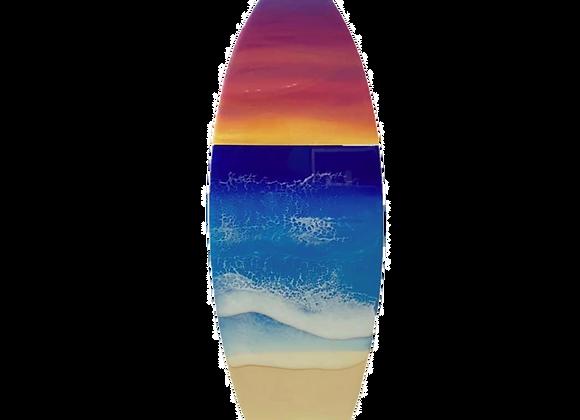 Sunset Surfboard