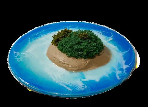 Island Ornament
