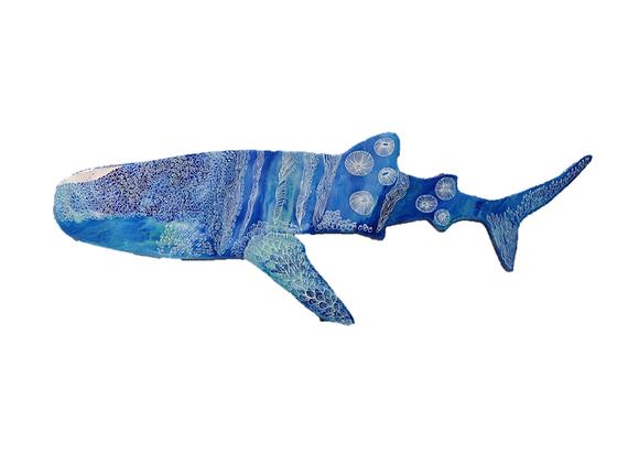 Whale Shark Deep Reef