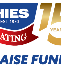 Raising funds for MLAC with Ritchies IGA