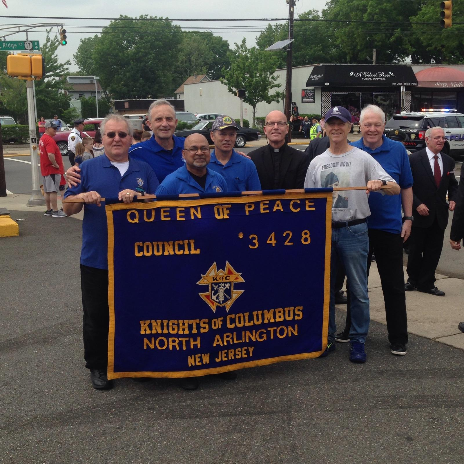 KNIGHTS MEMORIAL DAY PARADE 01