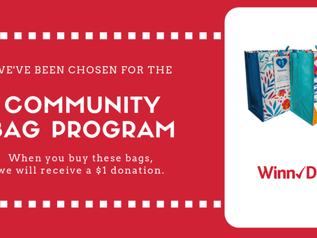 February Fundraiser: Community Bag Program at Winn Dixie