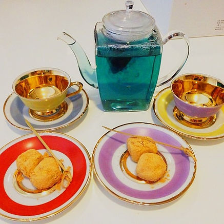 Authentic tea for life, Mariji's Tea, Mariji, Pattriya