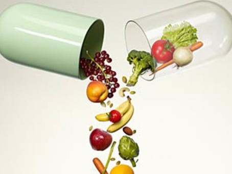 Vitamins and Minerals. Are You Getting What You Need?