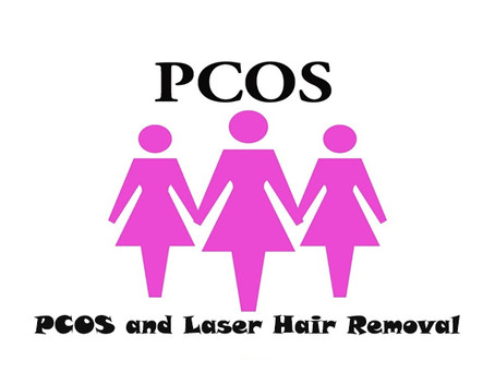 Polycystic ovary syndrome (PCOS) and Laser Hair Removal