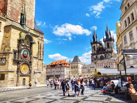 Tourismus in Prag: Katastrophale Folgen der Corona-Pandemie
