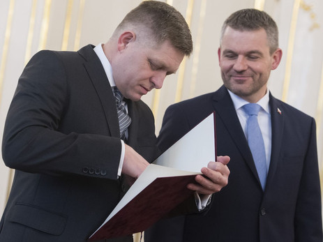 Slowakei: Abgang ohne Neuanfang