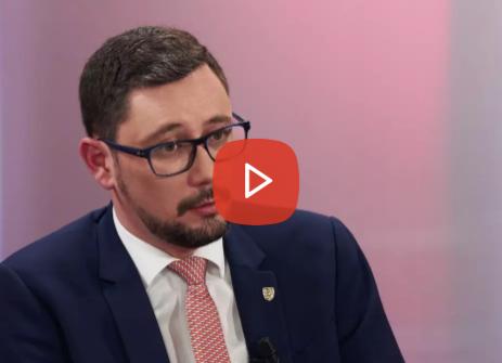 Jiří Ovčáček - mluvčí prezidenta