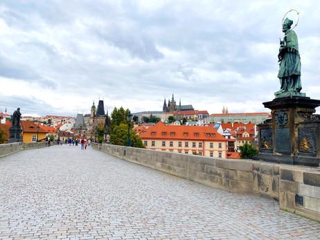 Tschechien im Lockdown