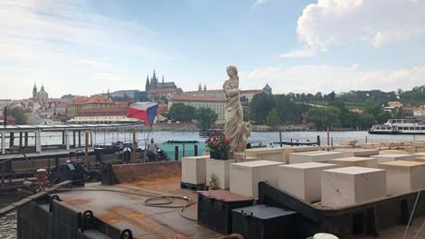 Mariensäule wieder im Prager Zentrum?