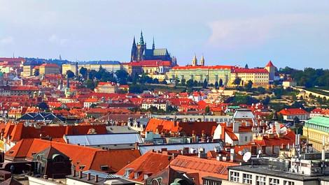 TOP 5 Ausblicke auf Prag
