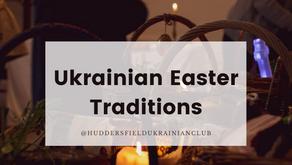 Celebrating Ukrainian Easter
