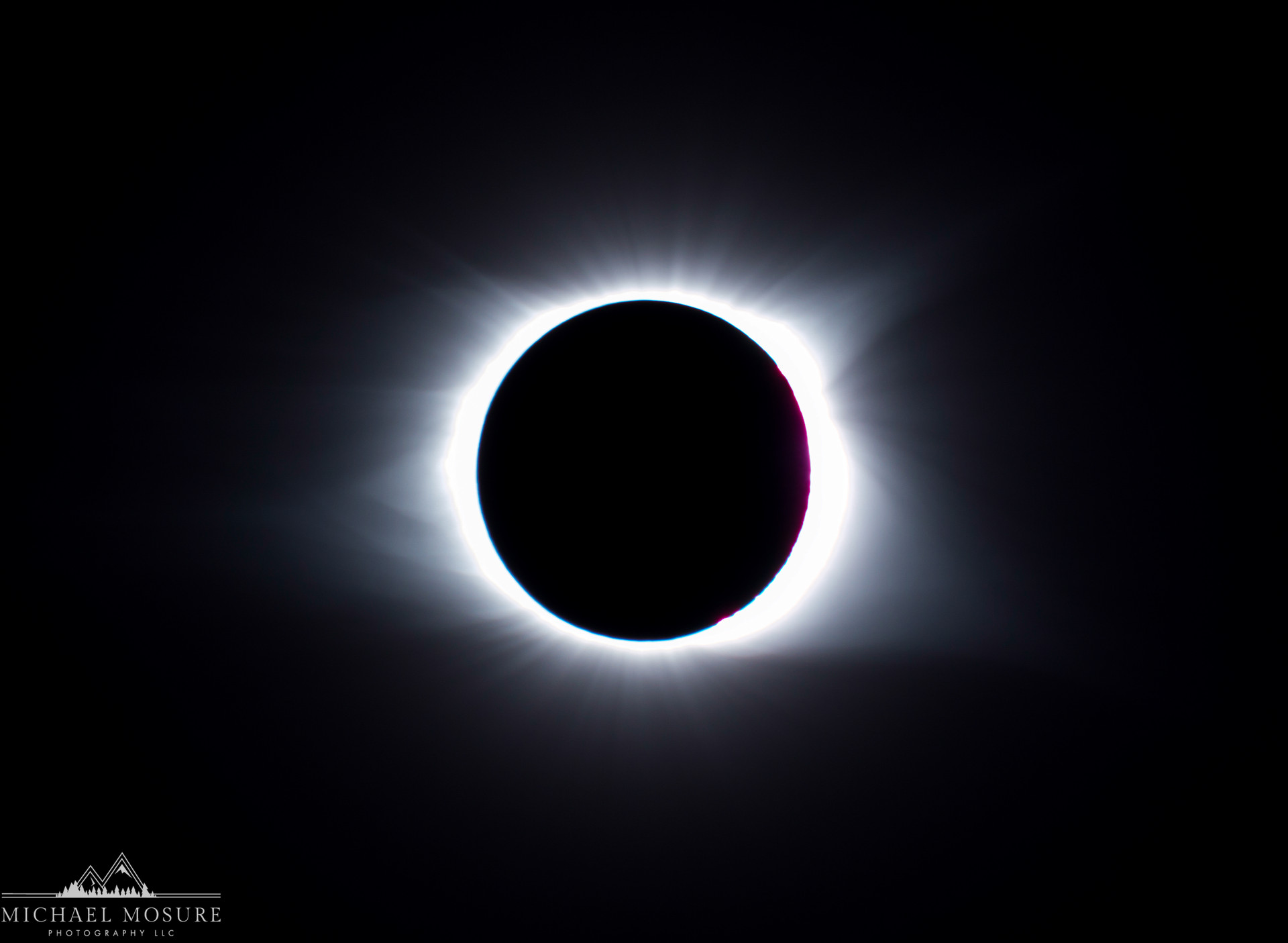 Solar Eclipse Totality, SC