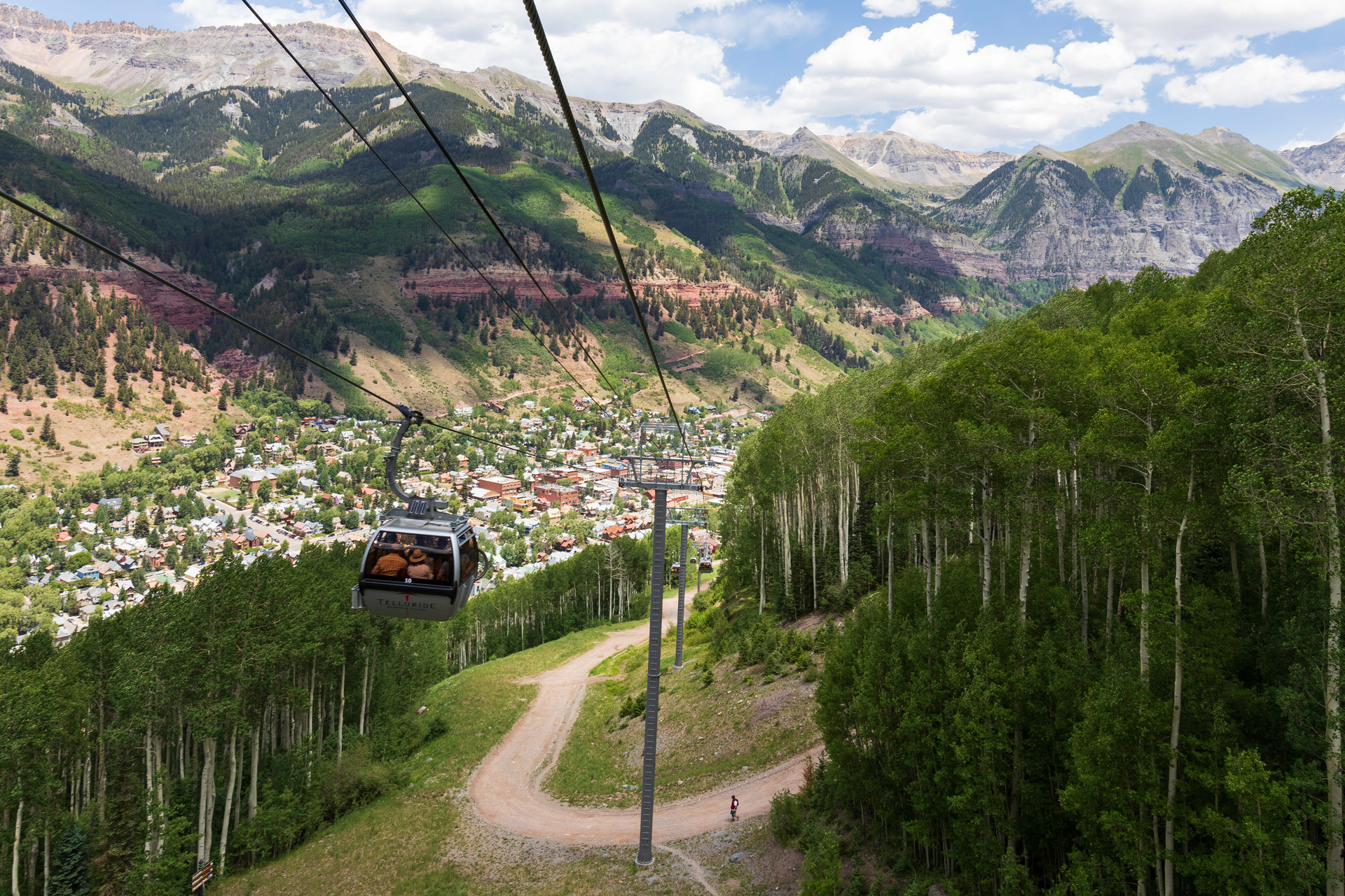Summer Time in Telluride
