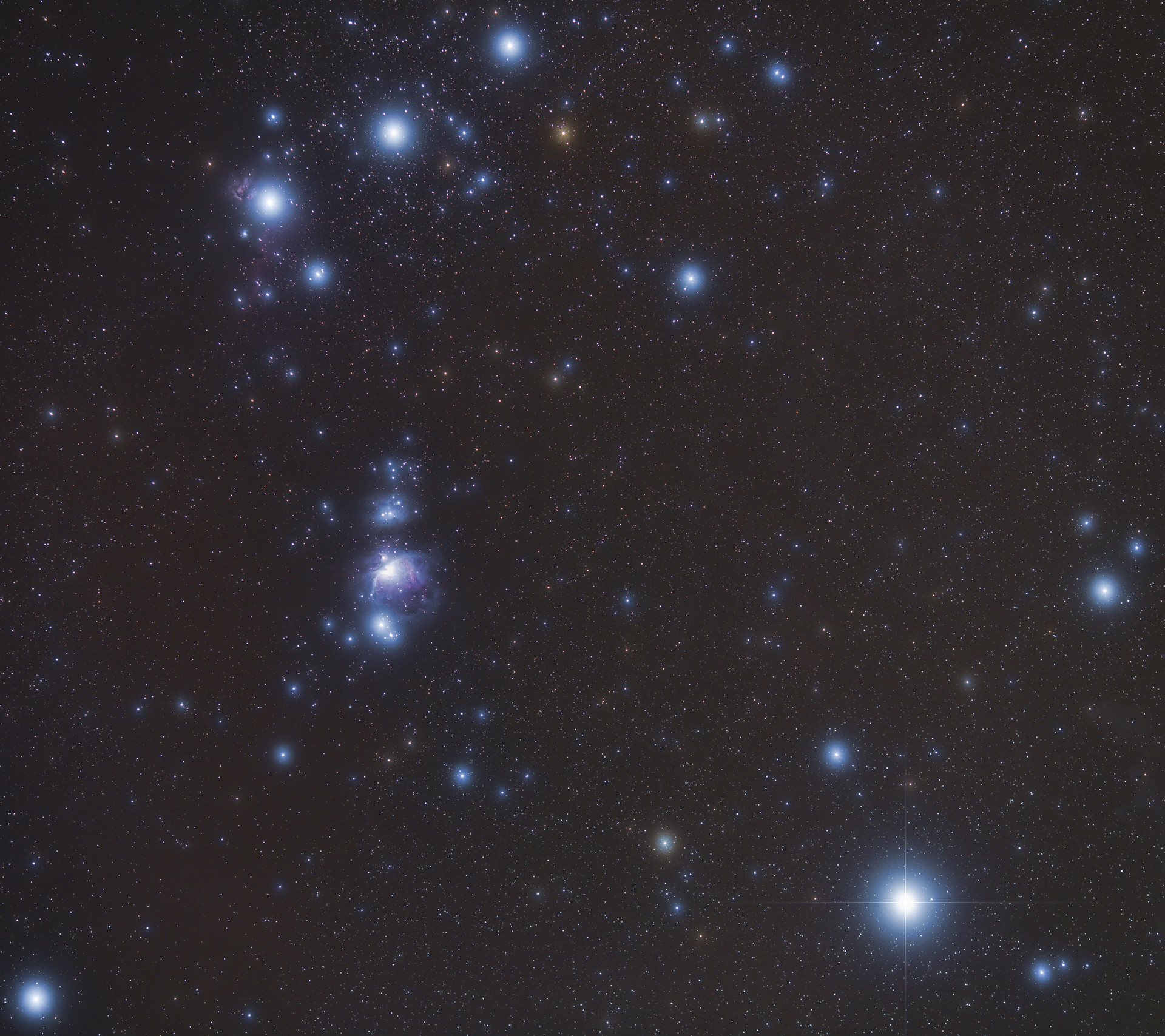 Orion Complex