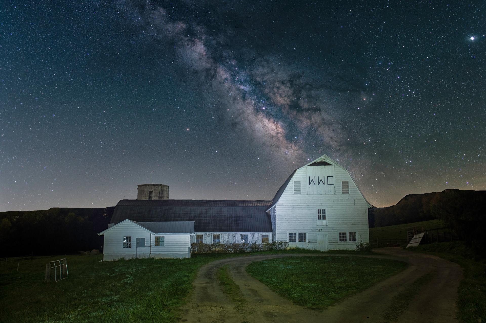 Warren Wilson Barn